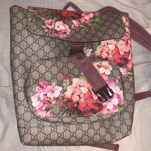 Gucci backpack 100% authentic
